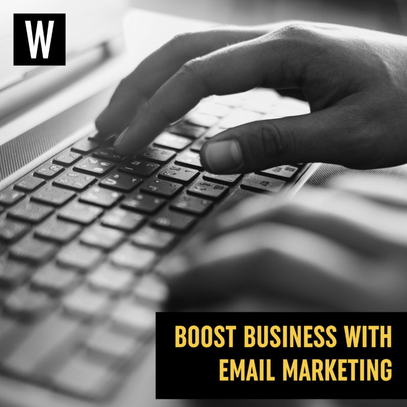 Boosting Business with Email Marketing