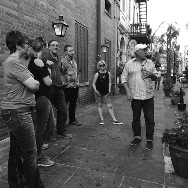 members of WordSouth team in New Orleans