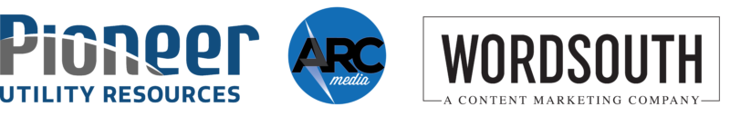 Pioneer Utility Resources. Arc Media. WordSouth: A Content Marketing Company.